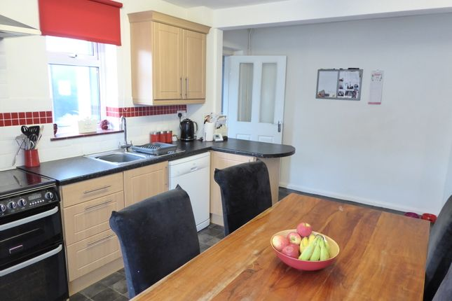 Thumbnail Semi-detached house for sale in Seaward Avenue, Leiston, Suffolk