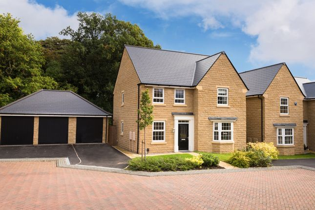 "Thumbnail Detached house for sale in ""Holden"" at Bodington Way, Leeds"