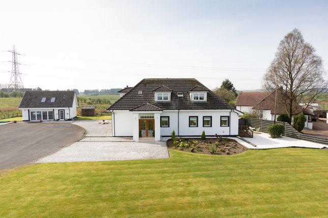 Thumbnail Detached bungalow for sale in Whiteacres, 4 Pilmuir Holdings, Malletsheugh Road, Newton Mearns