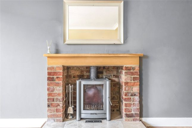Log Burner of Hollybush Road, Carterton OX18