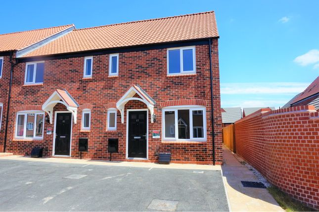 Thumbnail End terrace house for sale in 67 Kingsgate Road, Chellaston