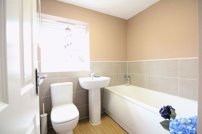 Family Bathroom of Clover Way, Kempston MK42