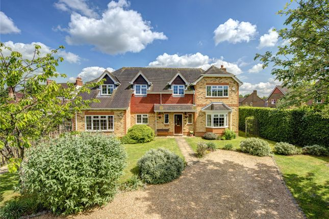 Thumbnail Detached house for sale in Stevens Lane, Rotherfield Peppard, Henley-On-Thames