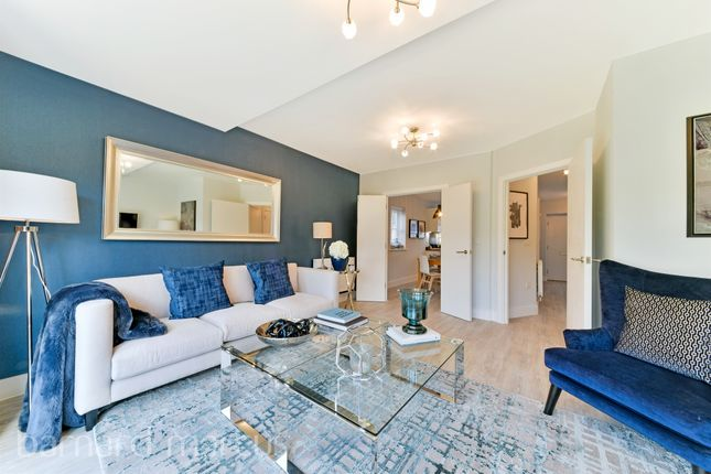 Thumbnail End terrace house for sale in The Gloucester, De Burgh Gardens, Tadworth