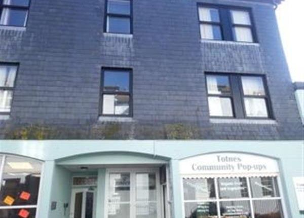 Thumbnail Flat for sale in Catherine House, Ticklemore Street, Totnes