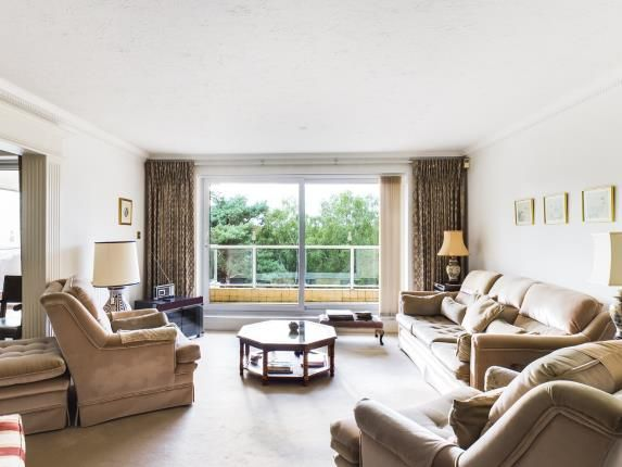 Living Room of Canford Cliffs, Poole, Dorset BH13