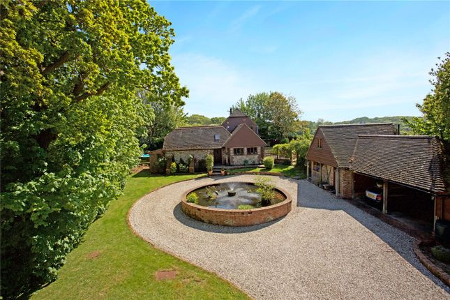 Thumbnail Detached house for sale in Town Littleworth, Nr. Barcombe, East Sussex