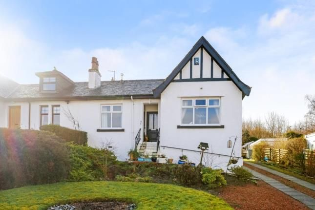 Thumbnail Bungalow for sale in Grenville Drive, Cambuslang, Glasgow, South Lanarkshire