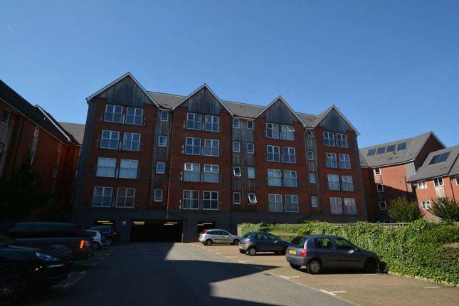 Thumbnail Flat to rent in Millward Drive, Bletchley, Milton Keynes