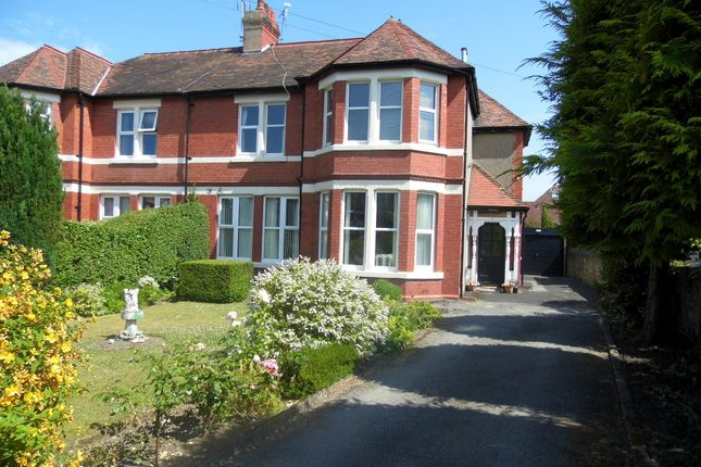 Thumbnail Flat to rent in Alaxandra Road, Colwyn Bay