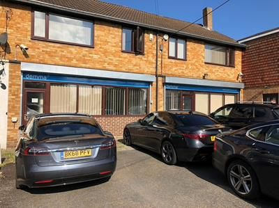 Thumbnail Office for sale in 37/38 The Green, Castle Bromwich, Birmingham