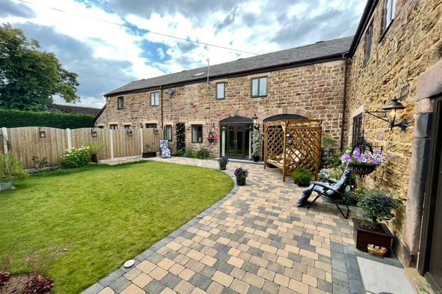 Thumbnail Barn conversion for sale in Front Street, Treeton, Rotherham