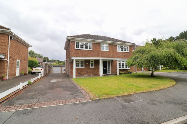 Thumbnail Detached house for sale in Mere Farm Grove, Oxton