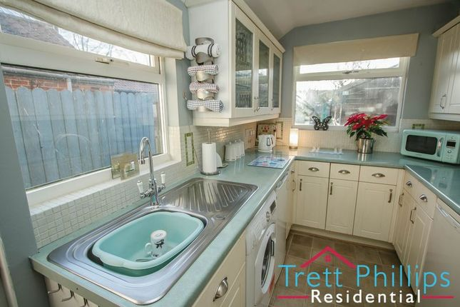 Thumbnail Terraced house for sale in High Road, Repps With Bastwick, Great Yarmouth