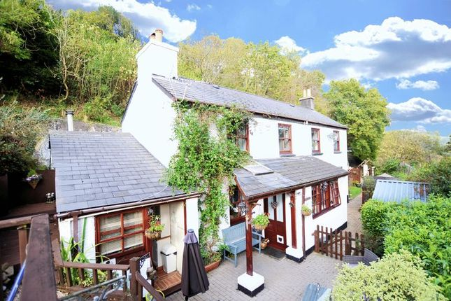 Thumbnail Detached house for sale in Newbridge Hill, Gunnislake
