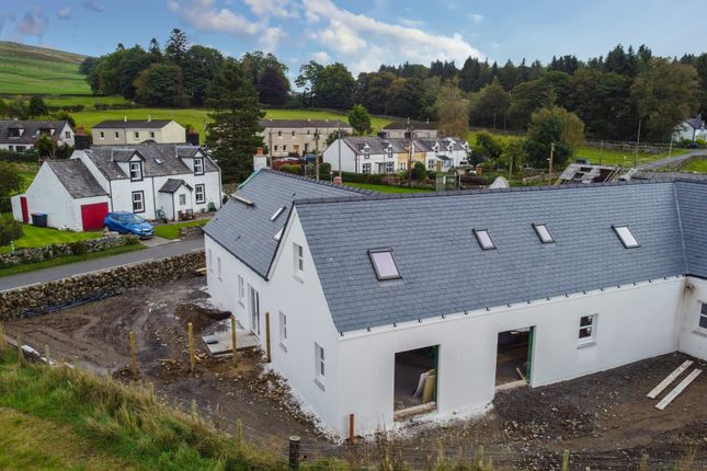 Thumbnail End terrace house for sale in Cairn Drive, Wallaceton, Auldgirth, Dumfries