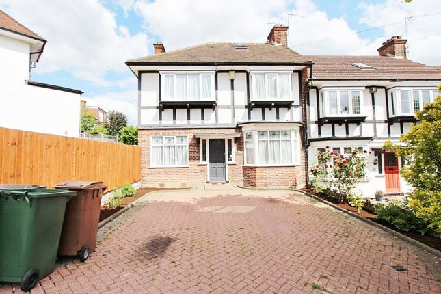 Thumbnail End terrace house for sale in Hurst Avenue, London