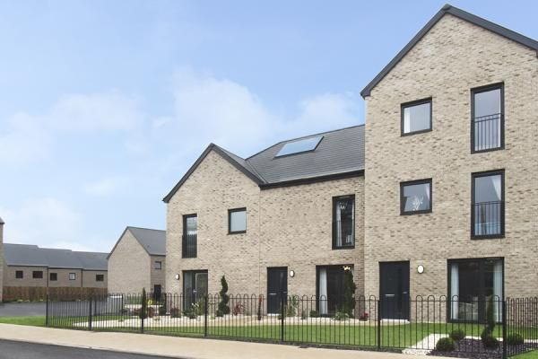 "Thumbnail Property for sale in ""The Arran At Broomview"" at Broomhouse Road, Edinburgh"