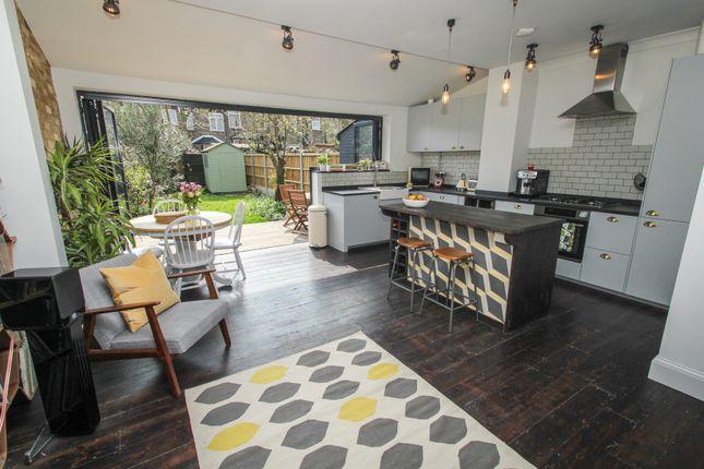 Thumbnail Terraced house for sale in Sandringham Road, Leyton, London