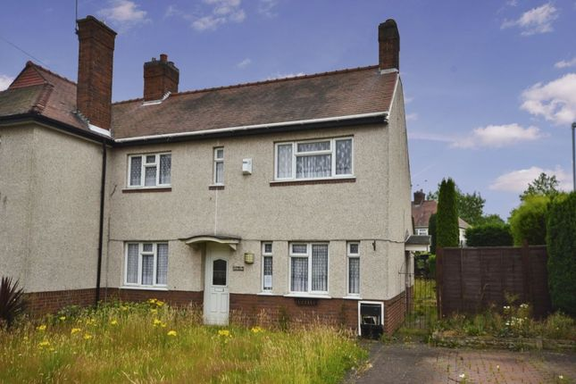 Thumbnail Semi Detached House For Sale In Tryan Road Nuneaton