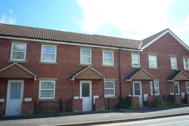 Thumbnail Terraced house to rent in South Street, Gosport