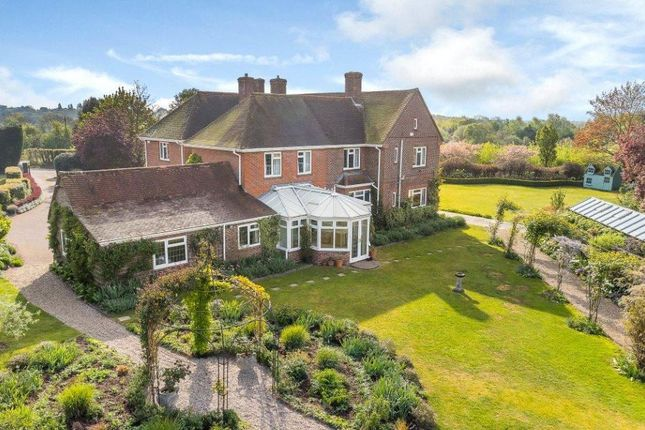Thumbnail Detached house for sale in Colchester Road, West Bergholt, Colchester