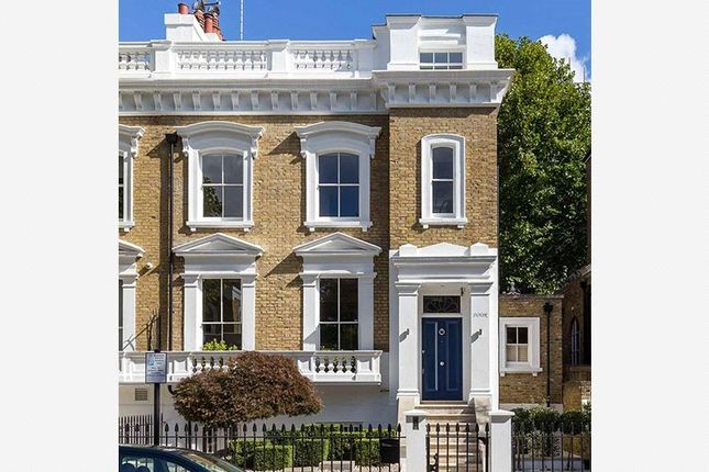 Thumbnail Semi-detached house for sale in Harley Gardens, London