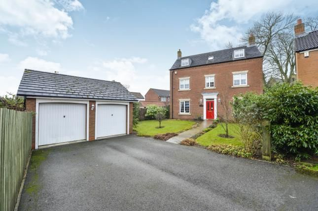 Thumbnail Detached house for sale in White House Croft, Long Newton, Stockton On Tees