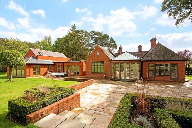 Thumbnail Detached house for sale in Ridge Lane, Newnham, Nr Rotherwick, Hampshire