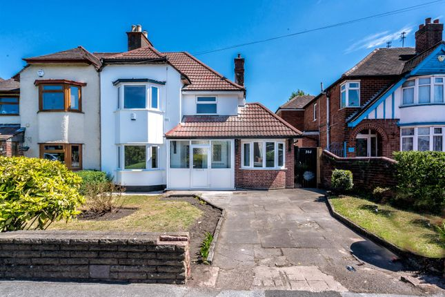 Thumbnail Semi-detached house for sale in Bloxwich Road, Walsall