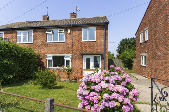 Thumbnail Semi-detached house for sale in Fabian Road, Middlesbrough