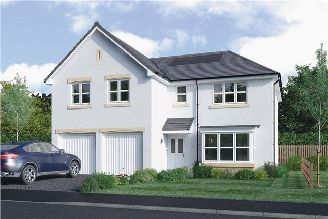 "Thumbnail Detached house for sale in ""Lockhart"" at Brotherton Avenue, Livingston"