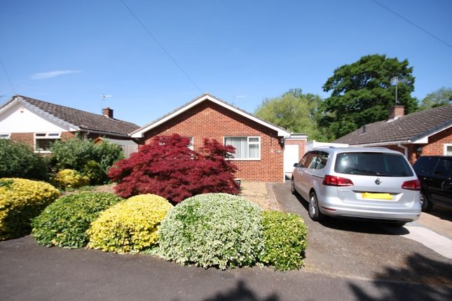 Thumbnail Detached bungalow for sale in Ban Brook Road, Salford Priors