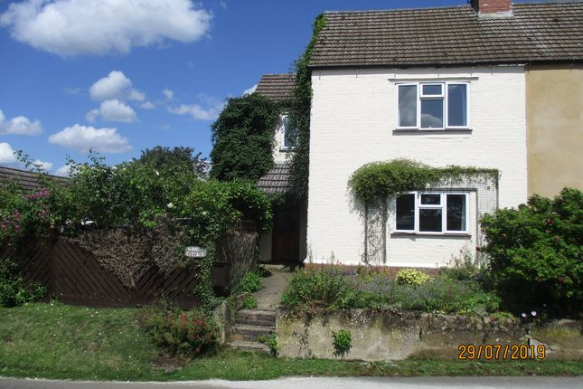Thumbnail Cottage to rent in Main Street, Owston