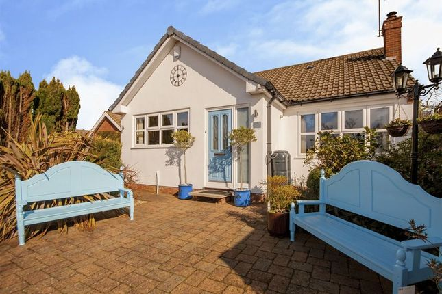 Thumbnail Detached bungalow for sale in Winchester Close, Mansfield