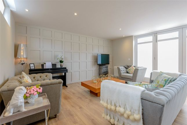 Thumbnail Detached house for sale in Fairview Road, Salisbury, Wiltshire