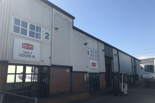 Thumbnail Warehouse to let in Units 2, 3 & 4 Solent Gate, Newgate Lane, Fareham, Hampshire