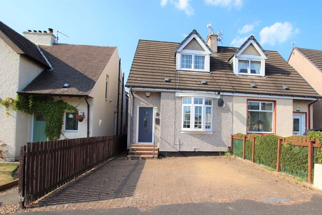 Thumbnail Semi-detached house for sale in George Street, Motherwell