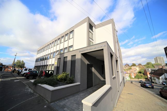 Thumbnail Flat to rent in Douglas House, Mansfield Road, Rotherham, Rotherham