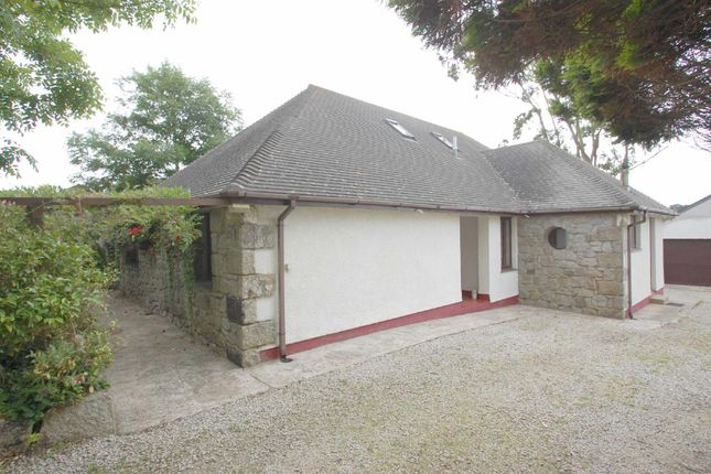 Thumbnail Detached bungalow to rent in Townshend, Hayle