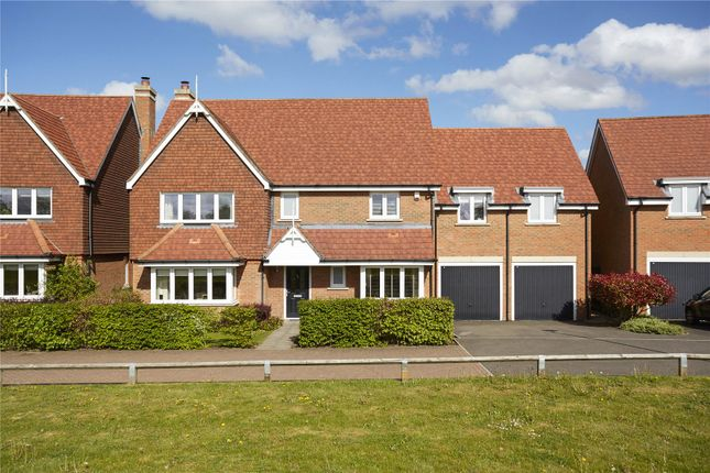 Thumbnail Detached house for sale in Osborne Way, Epsom, Surrey