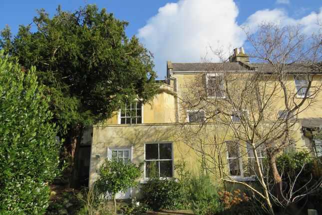 Thumbnail Town house for sale in Gloucester Road, Larkhall, Bath