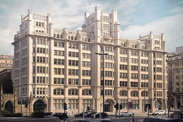 Thumbnail Flat for sale in Liverpool Buy To Let Flats, George'S Dock Gates, Liverpool