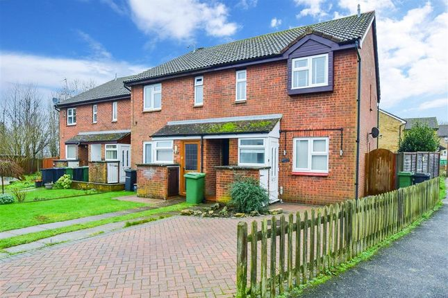 1 bed maisonette for sale in Linden Road, Coxheath, Maidstone, Kent ME17