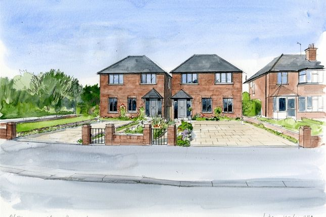 Thumbnail Detached house for sale in Normans Close, Uxbridge, Middlesex