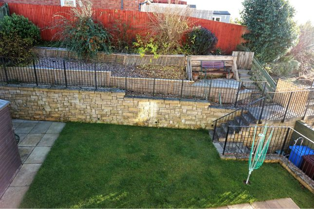 Rear Garden of Lawers Drive, Broughty Ferry, Dundee DD5