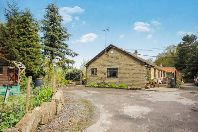 Thumbnail Detached bungalow for sale in Greenroyd Lane, Off Doctor Hill, Halifax