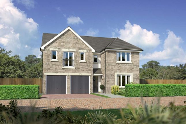 "Thumbnail Detached house for sale in ""Kingsmoor"" at Beech Path, East Calder, Livingston"