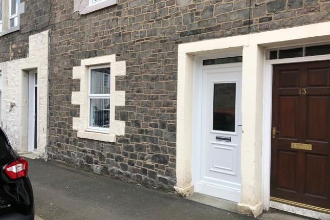 Thumbnail Flat to rent in Roxburgh Street, Galashiels