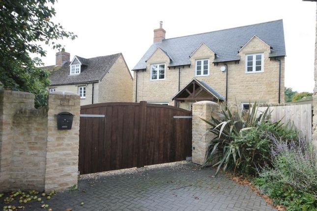 Thumbnail Detached house for sale in The Green, Bletchingdon, Kidlington